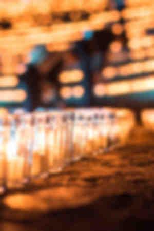 Photo Lyon 8 Decembre Lumignons