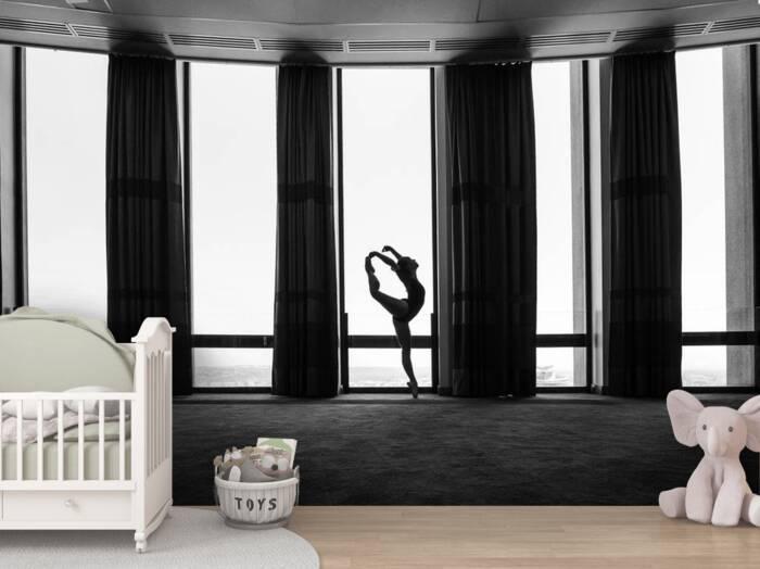 """Tiffany para la serie """"Danza en Lyon"""