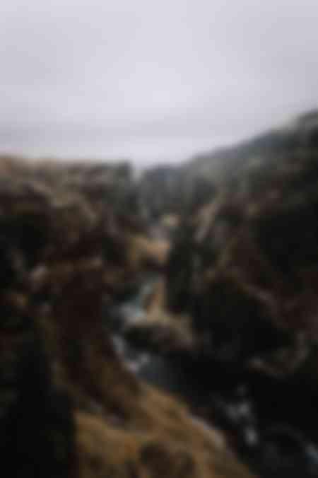Fjaðrárgljúfur - 1