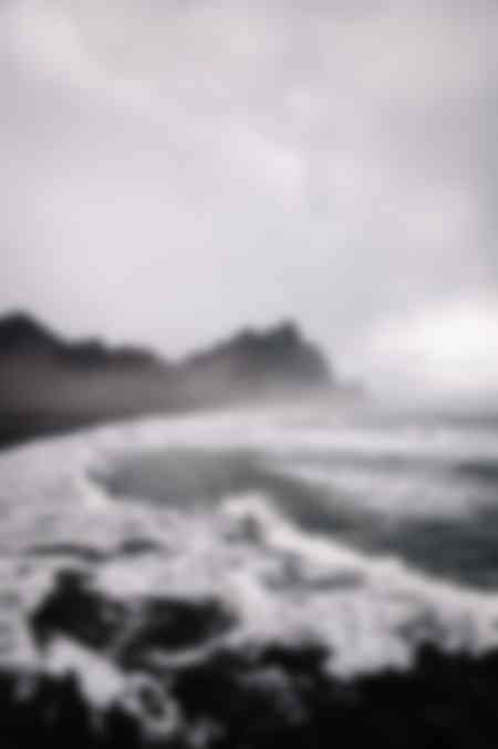 spiaggia di Stokksnes 2