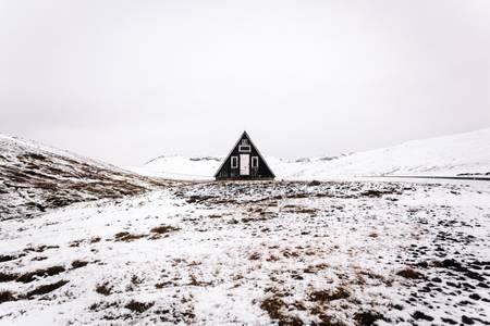 Snæfellsnes-hut