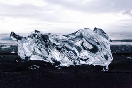 Jökulsárlón glace