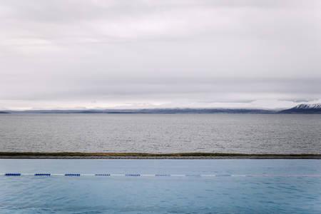 Piscine de l'arctique Hofsos