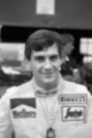 Ayrton SENNA  - Kyalami 1984