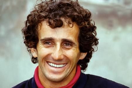 Alain Prost Phoenix 1990
