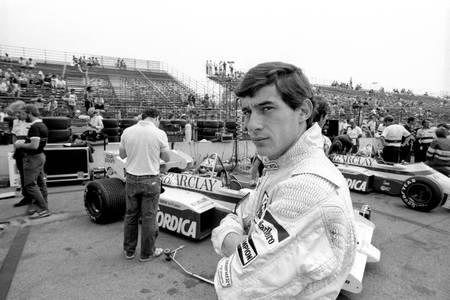 Ayrton Senna Detroit 1984