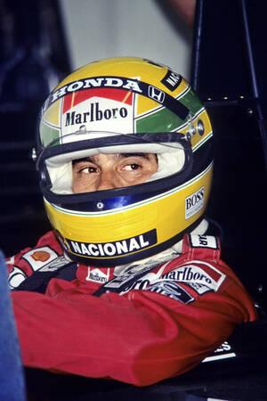 Ayrton Senna Phoenix 1990