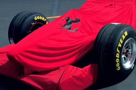 Ferrari F1 Melbourne 1998