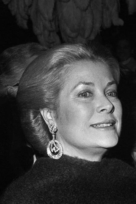 Princesse de Monaco Grace Kelly 1980 -B