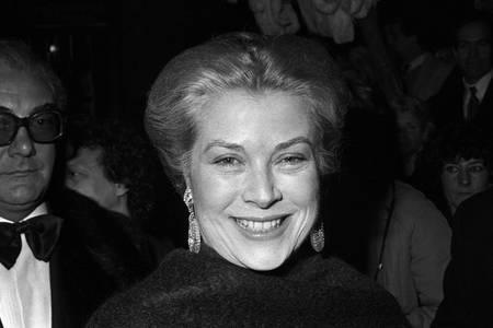 Prinzessin von Monaco Grace Kelly 1980