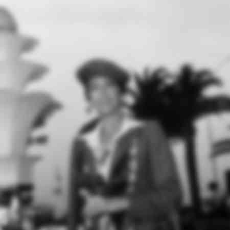 Jane Fonda sur la terrasse du Carlton