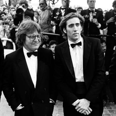 Alan Parker e Nicolas Cage