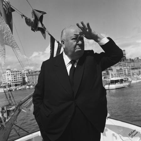 Alfred Hitchcock i Cannes