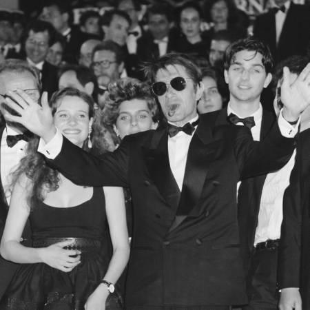 Jacques Dutronc in Cannes
