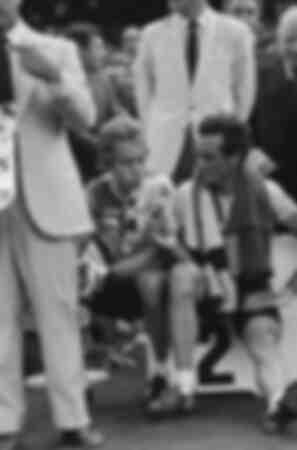 Arrivée du Tour de France 1985
