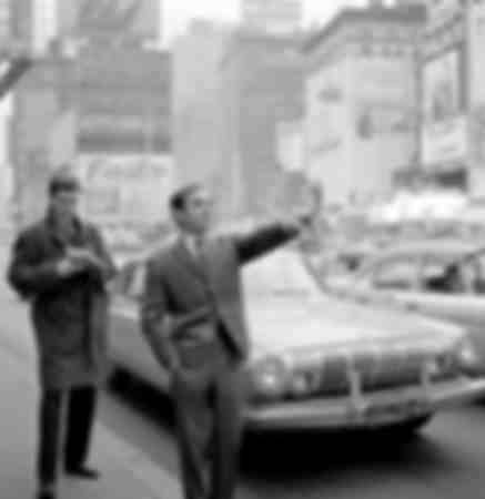 Charles Aznavour dans New-York