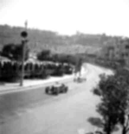 Motor racing 1933