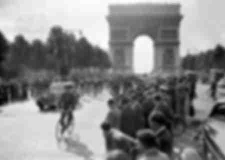 Départ du tour de france 1939