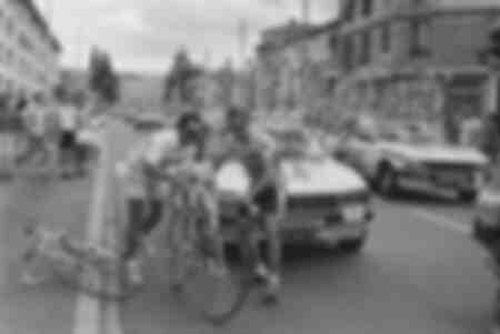 Dernière étape du Tour de France 1986