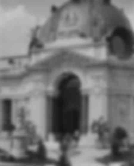 La grande porte du Petit Palais