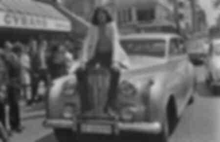 La cantante Antoine 1966