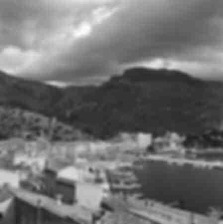 Le port de Soller sur l'île de Majorque