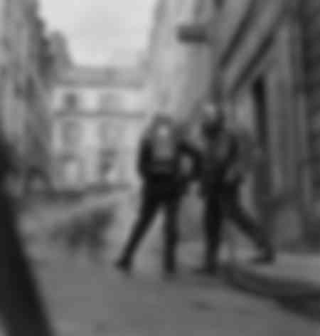 Parijs - Oorlog - Passieve verdediging Oefening