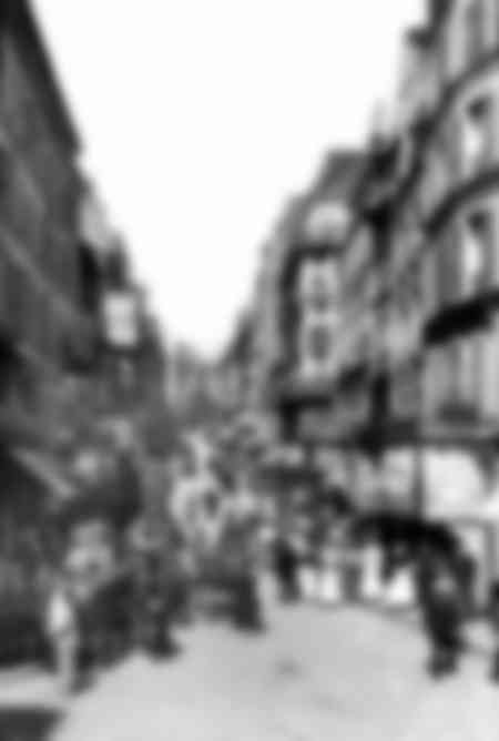 Parigi, rue des Martyrs