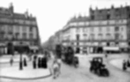 Place La Fayette à Paris