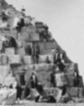 Pyramid of Cheops - Giza