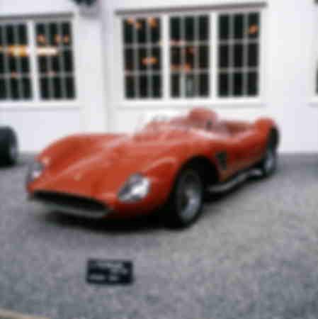 Spider Ferrari 500 TRC