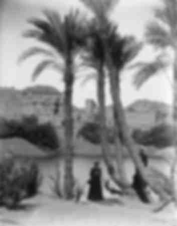 Tempio di Philae intorno al 1900