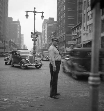 Agent à New York