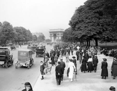Avenue du Bois-de-Boulogne