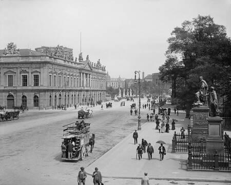 Berlin around 1900