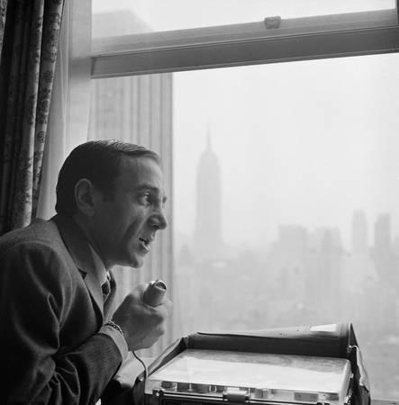 Charles Aznavour in New York II