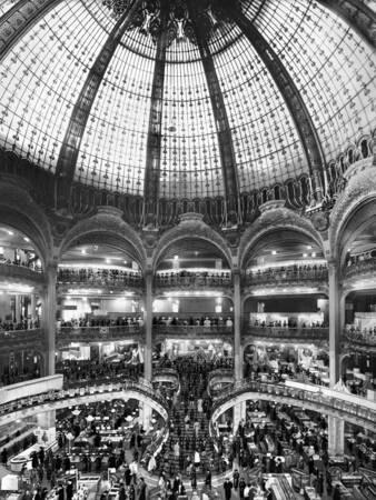 Coupole des Galeries Lafayette