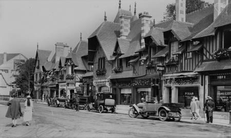 Deauville - Rue du Casino