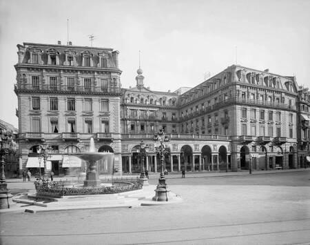 The Frankfurt Hotel 1900
