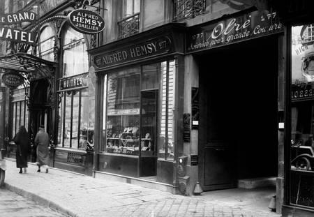 La Bijouterie Hemsy et le restaurant Le Grand Vatel