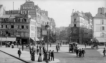 La rue du Faubourg-Saint-Antoine