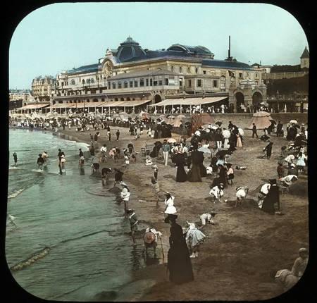 Le Casino Municipal de Biarritz