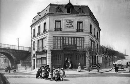 Le restaurant Hissette - Val-d'Oise