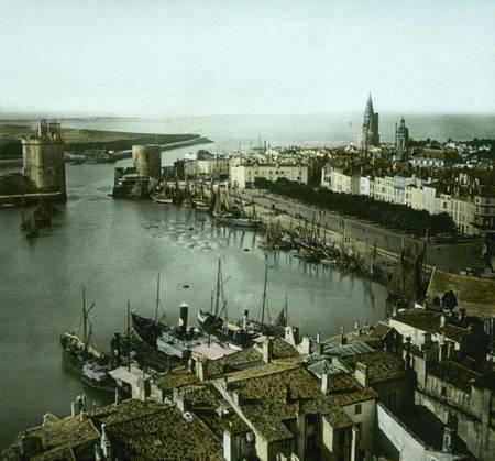 Panorama de La Rochelle