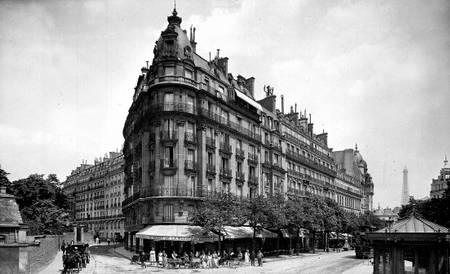 Paris - Boulevard Émile-Augier