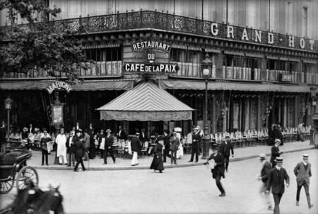 Paris - Café de la Paix