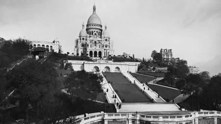 Paris - La Basilique du Sacré-Coeur 2