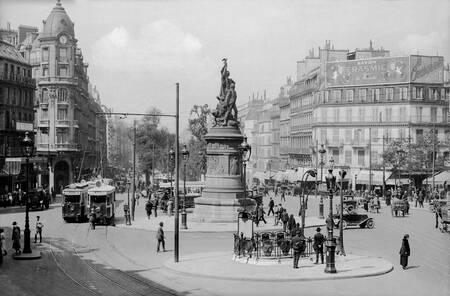 Paris - La place Clichy