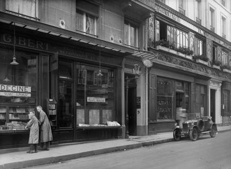 Paris - Gibert Bookstore