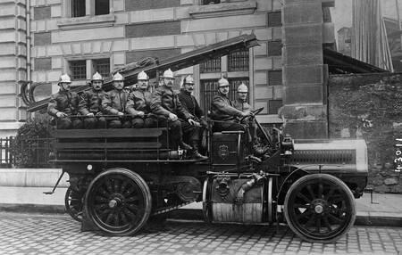 Paris - Firefighters